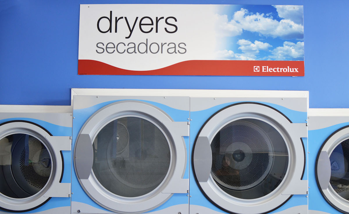 Electrolux Coin Dryers by Uniwasher, Miami's #1 commercial laundry distributor, providing the best commercial laundry equipment, including washing machines, dryers, and dry cleaning equipment. We proudly serve laundry businesses throughout South Florida. Uniwasher can outfit your Florida laundromat business with the best coin laundry machines, laundromat supplies, and chemicals. We also provide on-premises laundry solutions for commercial laundries, hotels, hospitals, restaurants, and more. We distribute Electrolux, Wascomat, and Crossover commercial laundry equipment in South Florida and Speed Queen, UniMac, Primus, ADC, and IPSO throughout The Caribbean, Costa, Rica, and El Salvador. Contact us today! Your satisfaction is our guarantee.