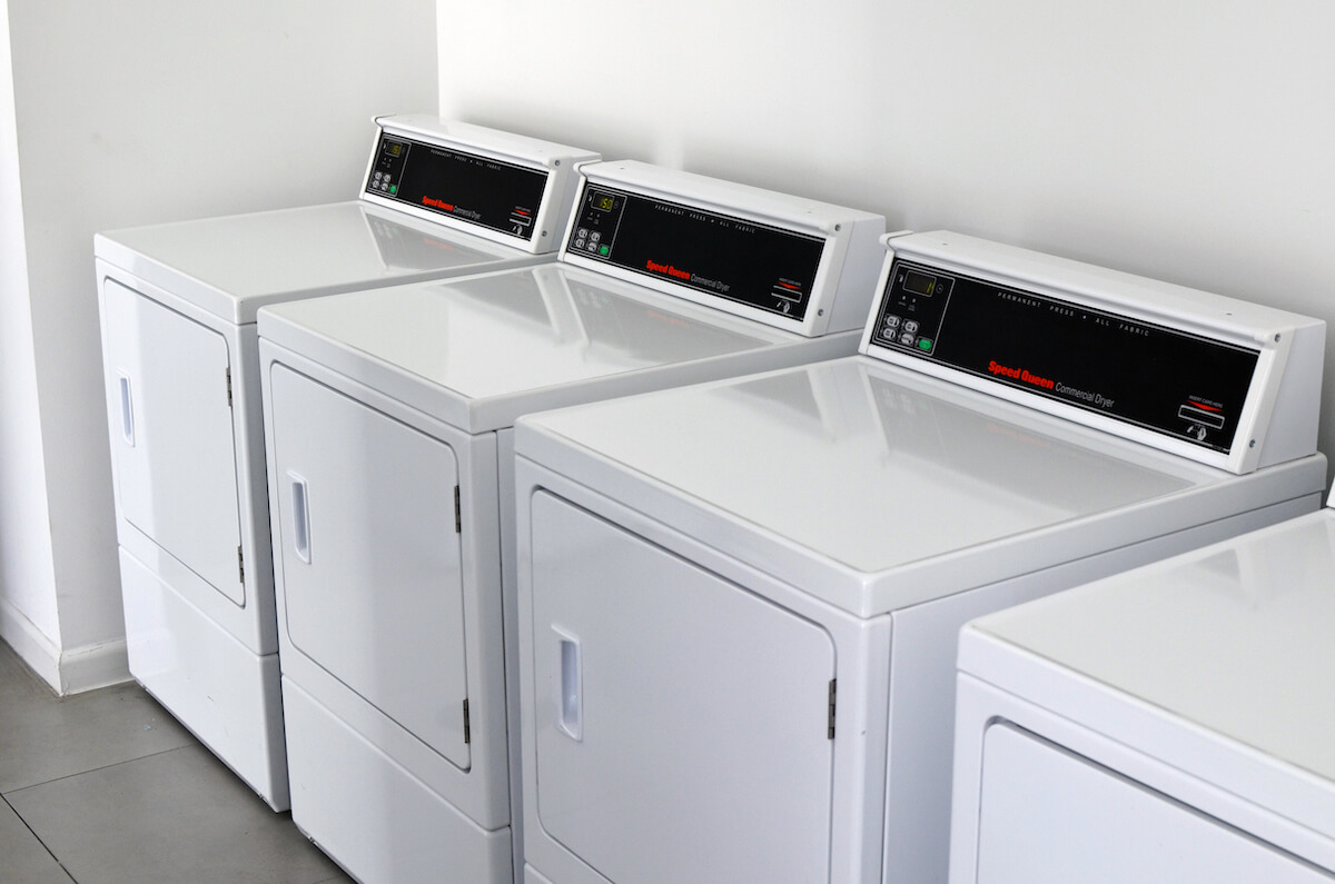 Speed Queen Coin Laundry Dryers by Uniwasher, Miami's #1 commercial laundry distributor, providing the best commercial laundry equipment, including washing machines, dryers, and dry cleaning equipment. We proudly serve laundry businesses throughout South Florida. Uniwasher can outfit your Florida laundromat business with the best coin laundry machines, laundromat supplies, and chemicals. We also provide on-premises laundry solutions for commercial laundries, hotels, hospitals, restaurants, and more. We distribute Electrolux, Wascomat, and Crossover commercial laundry equipment in South Florida and Speed Queen, UniMac, Primus, ADC, and IPSO throughout The Caribbean, Costa, Rica, and El Salvador. Contact us today! Your satisfaction is our guarantee.