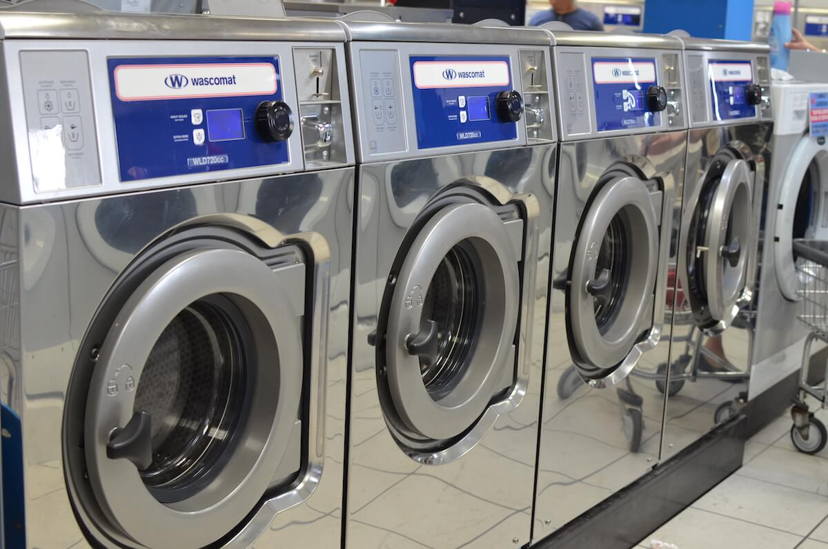 Wascomat Laundromat by Uniwasher, Miami's #1 commercial laundry distributor, providing the best commercial laundry equipment, including washing machines, dryers, and dry cleaning equipment. We proudly serve laundry businesses throughout South Florida. Uniwasher can outfit your Florida laundromat business with the best coin laundry machines, laundromat supplies, and chemicals. We also provide on-premises laundry solutions for commercial laundries, hotels, hospitals, restaurants, and more. We distribute Electrolux, Wascomat, and Crossover commercial laundry equipment in South Florida and Speed Queen, UniMac, Primus, ADC, and IPSO throughout The Caribbean, Costa, Rica, and El Salvador. Contact us today! Your satisfaction is our guarantee.